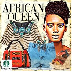 African Queen | Women's Outfit | ASOS Fashion Finder