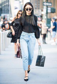 New York Fashion Week Street Style Spring 2017  The Best Moments from NYFW…  Katutyyli 9022e4b79c