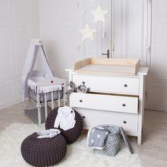 Ideal Oliver Furniture Wood Wickelkommode Eiche wei uac M bel Pinterest