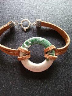 Stone Bracelet by BJDevine on Etsy