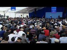 HUTBE İslam'ın doğru öğretisini tebliğ  Cuma Hutbesi 21-04-2017 - Islam Ahmadiyya