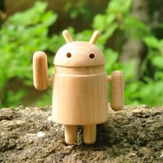 Wood Android!