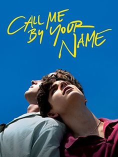 DVD Call Me By Your Name ~ Armie Hammer