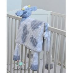 Cuddle and Play Cow Crochet Blanket King Cole Comfort Chunky Crochet pattern by Crochet Arcade – Değiştiriniz Crochet Cow, Chunky Crochet, Crochet Blanket Patterns, Baby Blanket Crochet, Crib Blanket, Crochet Afghans, Practical Baby Shower Gifts, Cow Toys, Small Baby