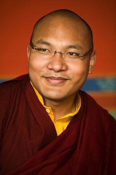 His Holiness, The Seventeenth Karmapa