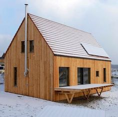 Pasívny dom Oravské Veselé | createrra | energeticky pasívne domy