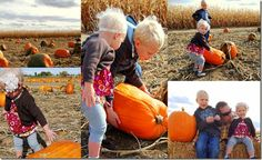 Linder Farms Pumpkin Patch. Great fall family activity and great place for family pictures. Things to do in idaho