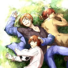 The Italy Brothers: Italy Romano, Italy Veneziano, and Seborga
