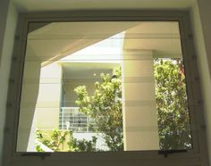 Transparent burglar bars (DIY) - ReliaBuild