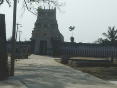 Siva temple in thirupulivannam