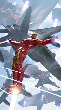 Iron Man By: Michael Kormack.