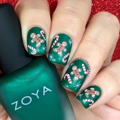 Newest Christmas Nail Ideas for Christmas Sweater Nail Art Designs Ideas; easy and cute Christmas nails; Nail Art Designs 2016, Cute Nail Art Designs, Acrylic Nail Designs, Acrylic Art, Xmas Nails, Red Nails, Christmas Nails, Christmas Makeup, Christmas Candy