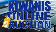 It's almost that time of year again!  The Kiwanis Club of Grand Falls-Windsor's Online Auction begins on Wednesday Dec 7 until Sunday Dec 11.  There's tons of great items to bid on.  Stay tuned!  http://ift.tt/2fSx645 #Auction #Kiwanis #OnlineAuction