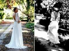 Vestidos de novias con un estilo bohemio