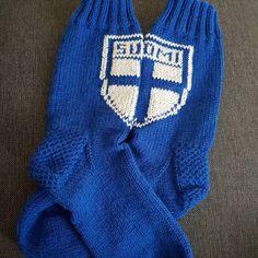 Sukista tumppuihin: Urheiluhullulle My Works, Pullover, Knitting, Sweaters, Fashion, Moda, Tricot, Fashion Styles, Breien