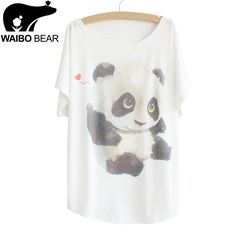 Cheap tee shirts plus size, Buy Quality blouse ladies directly from China blouse men Suppliers: WAIBO BEAR 2016 New Fashion Tank Tops Summer tees Women Dress girl Print Sleeveless T shirt Casual Women ClothingUSD 12.