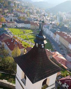 Kremnica, Slovakia by @bejkamajka #pureslovakia
