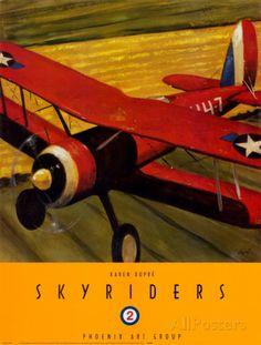 Sky Riders II Posters by Karen Dupré at AllPosters.com