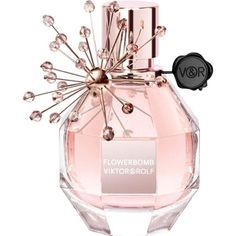 VIKTOR & ROLF Flowerbomb eau de parfum 50ml ($110) ❤ liked on Polyvore featuring beauty products, fragrance, perfume, beauty, makeup, eau de perfume, perfume fragrances, eau de parfum perfume, edp perfume and viktor & rolf