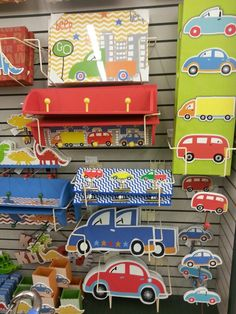 Boy bedroom. These are at Hobby Lobby!