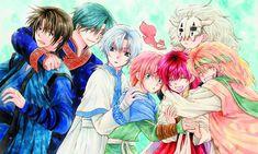 El manga de Akatsuki no Yona entra en pausa indefinida TT todo por el terremoto de Kumamoto.