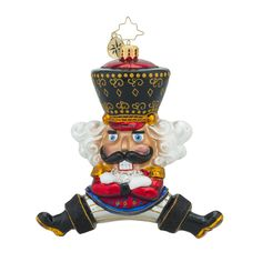 "Christopher Radko Ornament - ""Bolshoi Guard"""