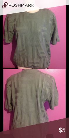 VINTAGE Alfred Dunner Sweater Short Sleeve Sweater Alfred Dunner Sweaters