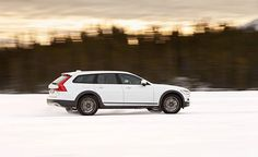 Read our first drive of the 2017 Volvo V90 Cross Country, which will be the best-selling version in America. Get our impressions and see photos of the new station wagon at Car and Driver.