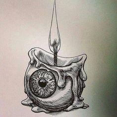 Abstracto self art, tattoo drawings, tattoos Art Inspo, Kunst Inspo, Inspiration Art, Art Drawings Sketches, Tattoo Drawings, Cool Drawings, Art Sketches, Pencil Sketch Drawing, Tattoo Sketches