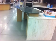 Counter top