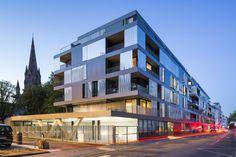 Galería de 56 Departamentos en Nantes / PHD Architectes - 10