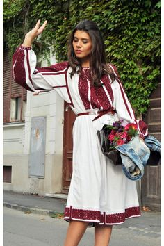 Ia românească: Modele de ii românești și idei de cum să le porți