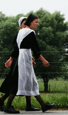A lot has been said about the Amish people but how much of it is really true? It's changed in the Amish community over the years and it's so unfortunate that most people don't know so much of the true substance about the modern Amish community.