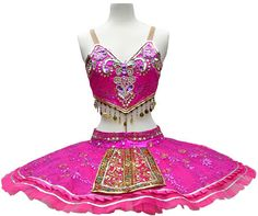 Ballet Tutu  Beautiful Classic Oriental Stage by TheDancersChoice, $620.00