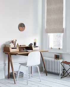 Roman blinds are a great choice for small and narrow windows as they elevate the space and sit so neatly within the frame Blackout Roman Blinds, It Is Finished, House Design, Windows, Space, Furniture, Home Decor, Floor Space, Window
