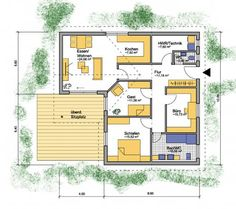 Altusried floor_plans 0 House Plans, Sweet Home, Villa, Floor Plans, Flooring, How To Plan, Architecture, Bungalows, Tiny Houses