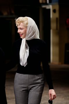 Image result for marilyn monroe headscarf