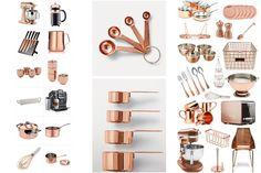 cobre_na_decoracao_cozinha - Interior Design Lover Blog