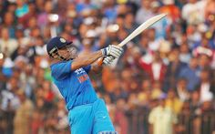 Mahendra Singh Dhoni's family is expected to be present during India's third and final One-Day International (ODI) against England at the Eden Gardens on Sunday. #MSDhoni #Cricket #Sports