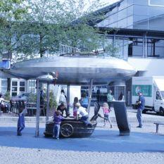 Friedrichshafen /Bodensee Zeppelin Urbane Fotografie, Pictures