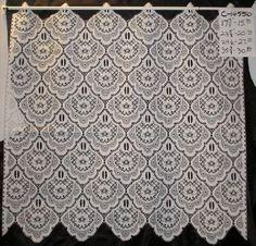 Lace Curtain Pattern | Patterns