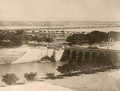 صورة جميلة من مدينة أسيوط في بداية القرن الماضي