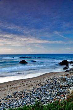 Playa de Vega   Ribadesella  Spain