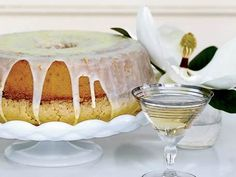 lemon orange pound cake