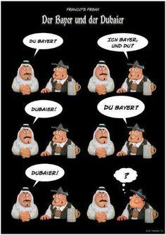 Immer diese außengeländische Sprachenverwirrungen