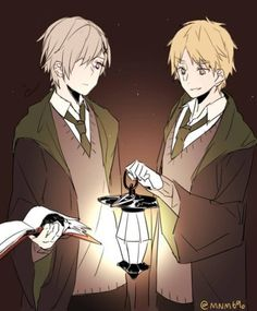 (APH)- Norway & England