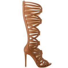 Abay - Med Brown Leather by Guess Footwear