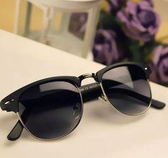 Vintage Glasses Sun glasses gafas oculos de sol feminino masculino