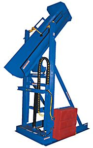 Portable #Lift and Dump Hydraulic Drum Dumpers * $7,782.00 - $8,735.00