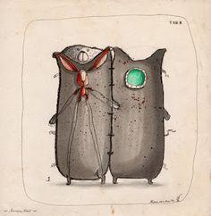 Robert Romanowicz illustration: Królikomiś